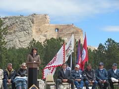Rep. Noem at Crazy Horse (RepKristiNoem) Tags: jag