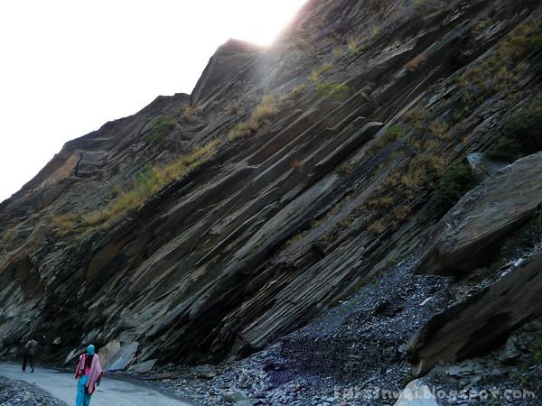 Bharmour Giant Shale