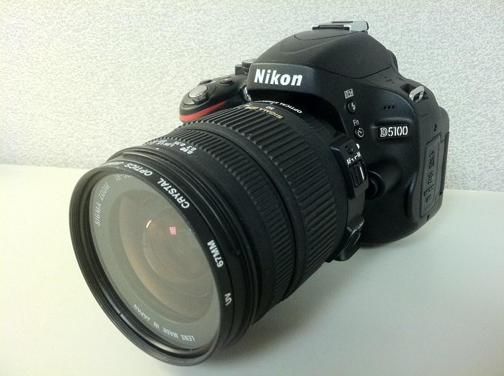 My Nikon D5100