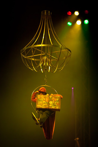 425/1000 - Moscow State Circus 1 by Mark Carline