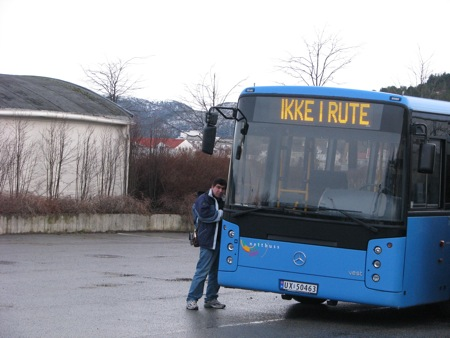 Norwegian Transit
