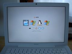 Quad boot Macbook