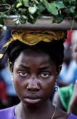 Regard dans le vide... (Laurent.Rappa) Tags: voyage africa unicef travel portrait people face children child retrato laurentr enfant ritratti ritratto regard côtedivoire peuple afrique ivorycoast ivorycost aplusphoto laurentrappa