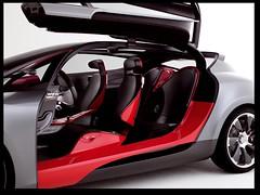 Renault Megane Coupe Concept 5