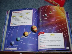 Wait a minute, this is a 2007 textbook? I thought Pluto wasn't a planet anymore?