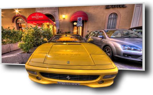 ferrari logo 3d. Ferrari 3D