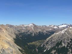 Bariloche - Cerro Catedral - montagnes vallee
