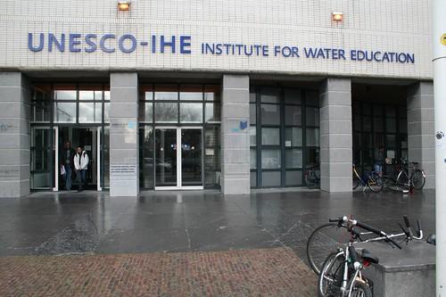 UNESCO-IHE's Campus in Delft