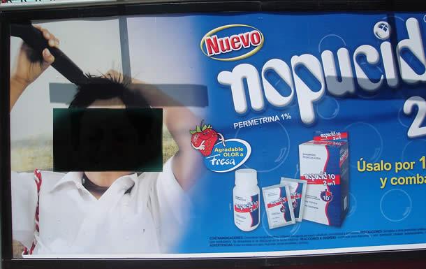 publicidad agresiva peruana