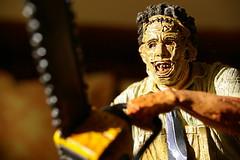 Leatherface (Sharaz Jek) Tags: film toy leatherface figure horror texaschainsawmassacre toystoystoys