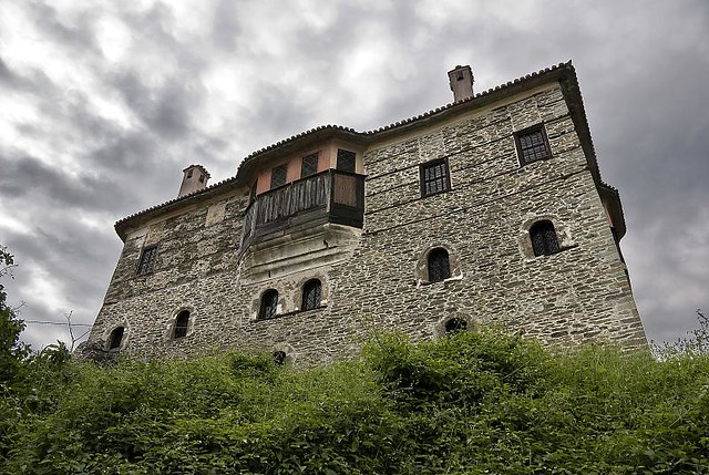 Αρχοντικό Swartz στα Αμπελάκια / Ampelakia, Mansion Swartz