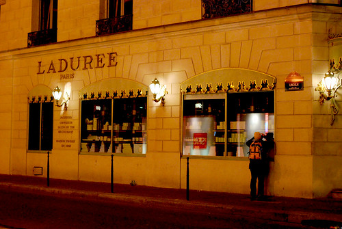 Laduree is closed *tear*