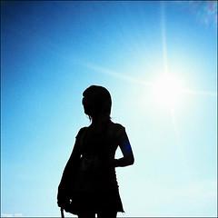 Charming light !! (Twiggy Tu) Tags: blue sky sunlight film lomo lca taipei nia aplusphoto shehercamera fujicdutypeii
