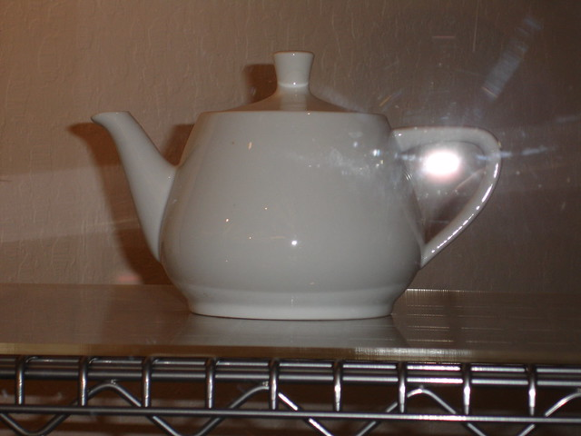 I'm a teapot! NOT a coffee pot!