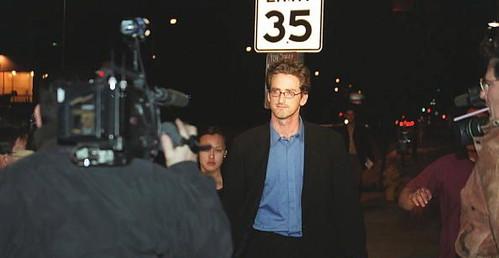 Patrick Naughton walking free