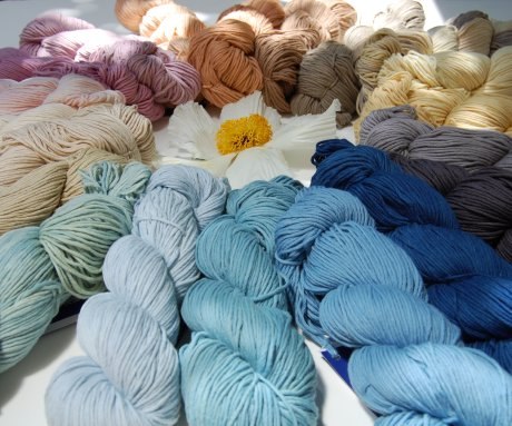 EcoYarn :: Organic Cotton