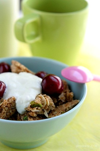Homemades Granola