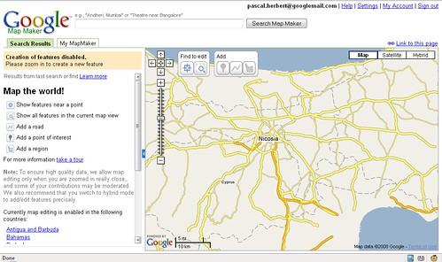 Maps Maker