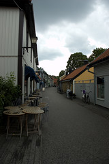 Street in Sigtuna