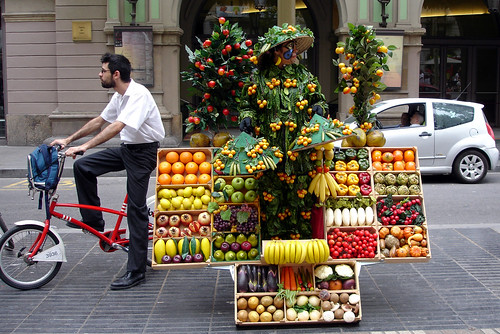 Fruits de la Rambla