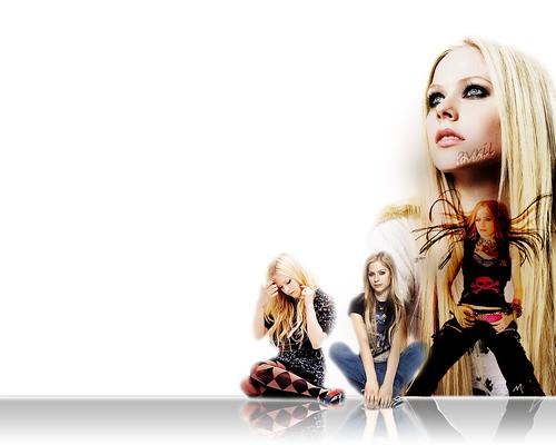 avril lavigne wallpaper. Avril Lavigne Wallpaper