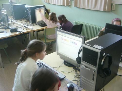 Els alumnes de CI  por agarri23.