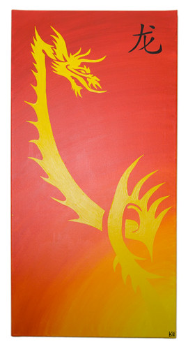 Chinesischer Drache - Chinese Dragon