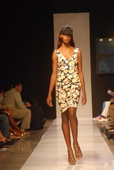 Caribbean Fashion Week 2008  Sandra Kennedy (Revenge Fashion Magazine) Tags: show news black fashion shop mall magazine design tv model sandra african models kingston revenge bikini american jamaica week caribbean swimsuit runway couture kennedy designers