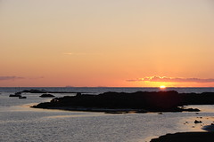 Portuairk Sunset (Mac ind g) Tags: sunset summer holiday landscape scotland ardnamurchan lochaber portuairk