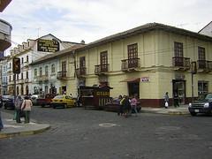 Ecuador: Riobamba