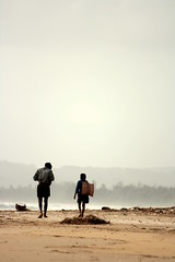From Father to Son ... / Walk of Life by Gaurav Parashar..