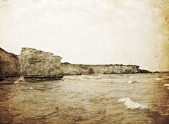 Rocks (annfrau) Tags: sardegna old sea texture photoshop rocks mare sardinia rocce postprocessing