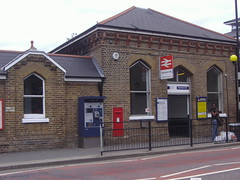 Picture of Stamford Hill Station