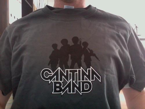 CantinaBand T-Shirt