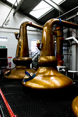 Stills (Scriblerus) Tags: industry scotland still machinery whisky scotch distillery dumgoyne glengoyne copperpotstill