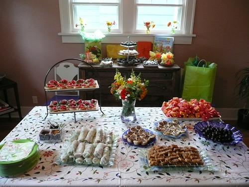 Baby Shower Refreshments