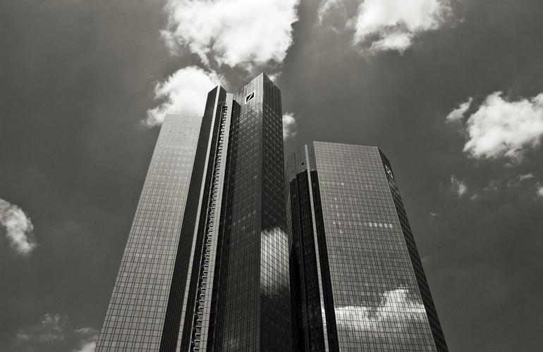 dt. Bank Frankfurt
