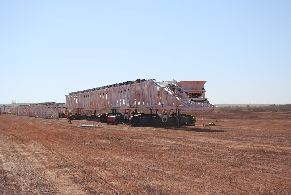 Mining equipment - Cloudbreak