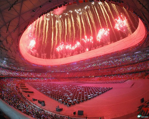Beijing 2008 Olympic Opening - (37) by you.