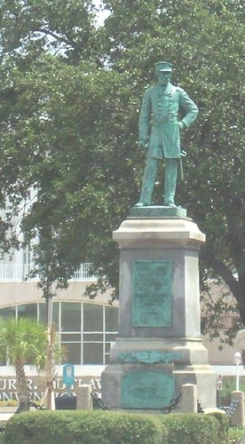 Admiral Semmes statue