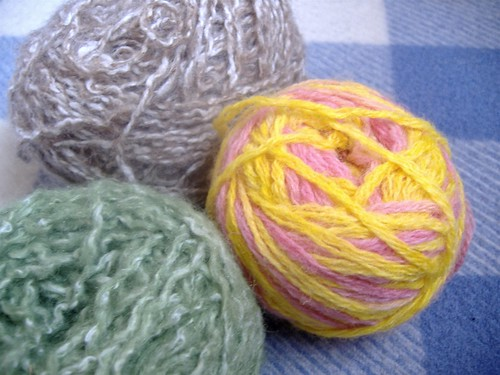a theory - awful yarn choice