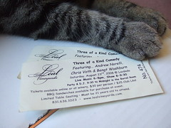 Leal Vineyards Ticket