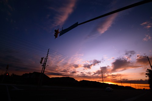 Sunset@Mississauga