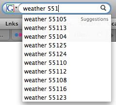 Weather 551--