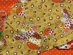fun fabric, also from Scott