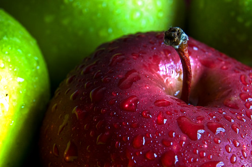 Apple Close Up HDR