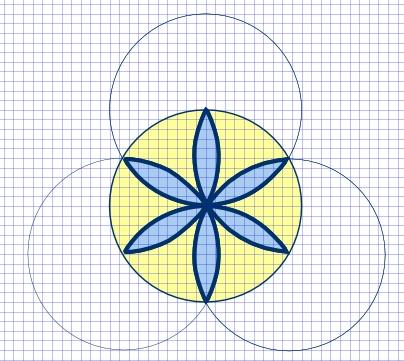 Pookalam Geometry