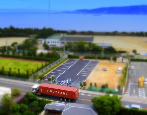 Akashi Strait-tilt shift miniature fake-R0017121