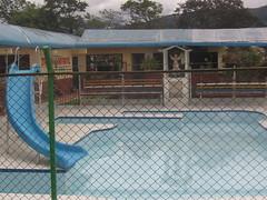 piscina de jardin infantil