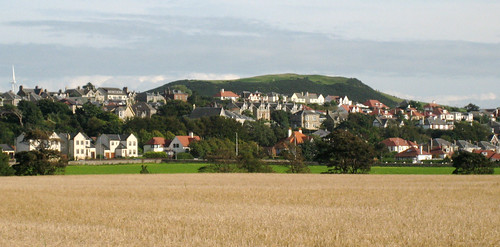 Seamill and Tarbert hill